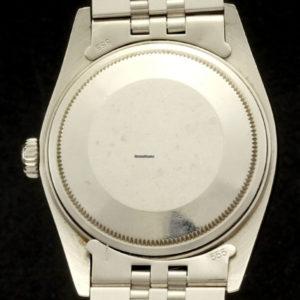 Rolex Datejust ref 16014 Quick set, Salmon Tropical dial4