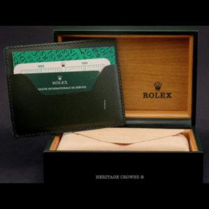 Rolex Daytona Ref 16520 N Serial Full Set11