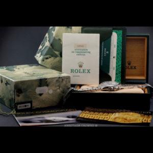 Rolex Daytona Ref 16520 N Serial Full Set7
