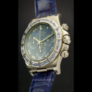Rolex Daytona ref 116589 Saci Sodalite Dial with Rolex Papers4