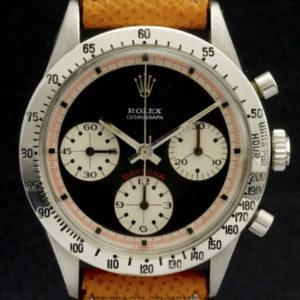 Rolex Daytona ref 6262 Paul Newman Dial Serif Font1