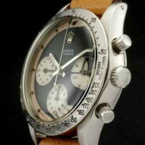 Rolex Daytona ref 6262 Paul Newman Dial Serif Font5