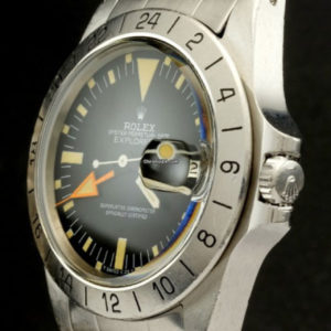 Rolex Explorer II ref 1655, mkIV, unpolished3