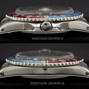 Rolex GMT-Master ref 1675 Gilt Chapter Ring Brown Dial12