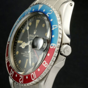 Rolex GMT-Master ref 1675 Gilt Chapter Ring Brown Dial5